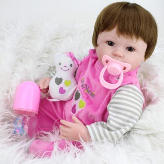 Кукла Реборн 16-6005-ZZ-1602