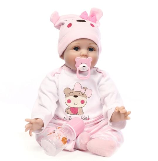 Кукла Реборн 22NPK060202
